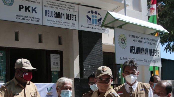 BPKP Kawal Penyaluran Bantuan Beras PPKM untuk NTT