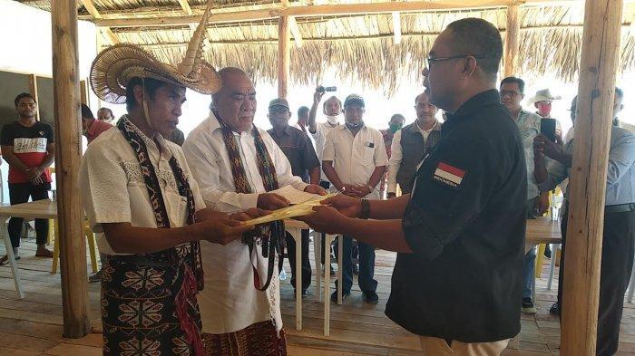 Tim Percepatan Semau Masuk Kota Kupang Kantongi Dukungan Dari Perwakilan Masyarakat Sembilan Desa