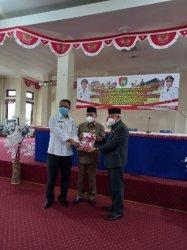 Pelaksana Tugas Sekda, Daniel Baiya Pabala Menjadi Pelaksana harian Bupati Sumba Barat