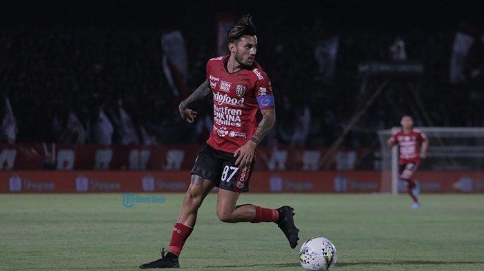 Penyerang Bali United, Stefano Lilipaly dipanggil memperkuat timnas Indonesia jelang laga kontra Malaysia di kualifikasi Piala Dunia 2022 zona Asia.