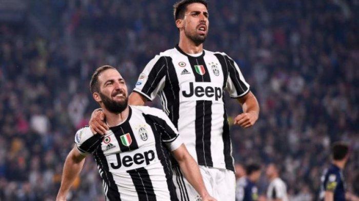 Jantung, Pemain Tengah Juventus Sami Khedira  Tak Ikut ke Madrid