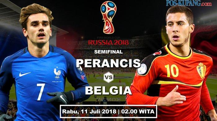 Pemain Bertahan Vermaelen: Fokus Belgia adalah Memenangi Final Piala Dunia 2018