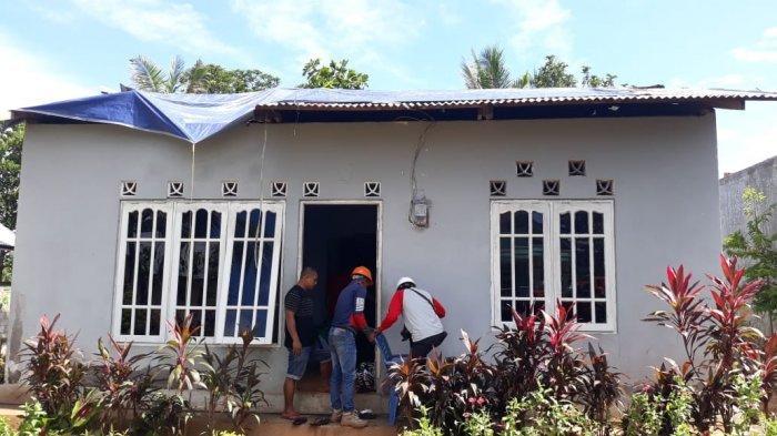 PLN Gerak Cepat Pulihkan Kelistrikan 3400 pelanggan Pasca Angin Puting Beliung di Liliba