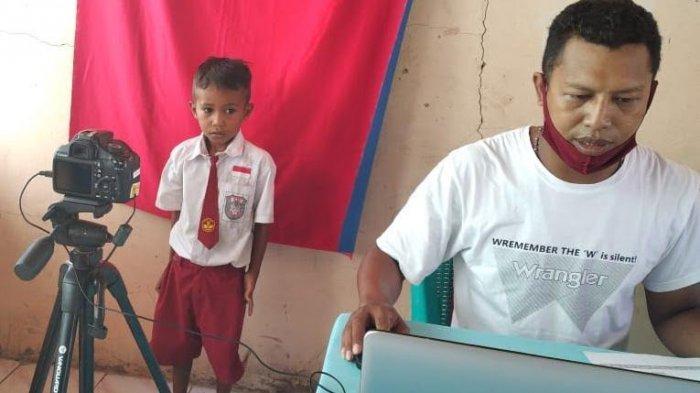 274 Anak di Desa Reroroja Rekam Kartu Identitas Anak, Ini Tujuannya