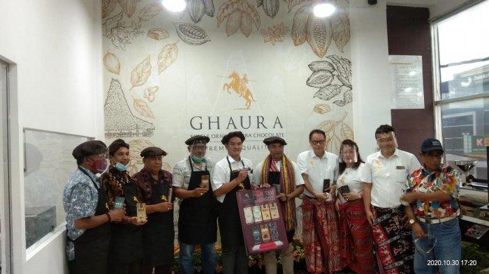 Boby Liyanto : Cokelat Ghaura Meraih Cocoa The Excelent International Awards 2015