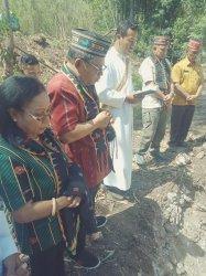 Kementrian Desa, PDT dan Transmigrasi Bangun Embung di Kecamatan Lamba Leda Manggarai Timur