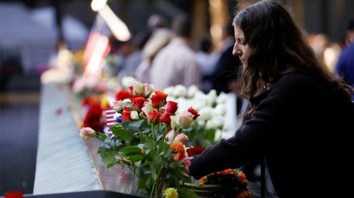 Semarak Peringatan Serangan 11 September di Amerika Serikat, Menghormati 3.000 Korban Tewas