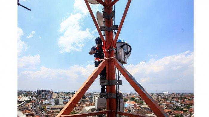 PT. XL Axiata Operasikan BTS USO di Kawasan Timur Indonesia