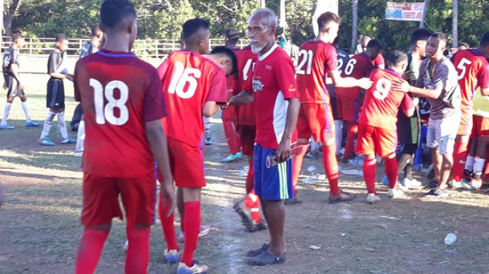 StreamingTVRI El Tari Memorial Cup 2019,Perse Ende vs Persesba Sumba Barat,Pembuktian Juara Bertahan