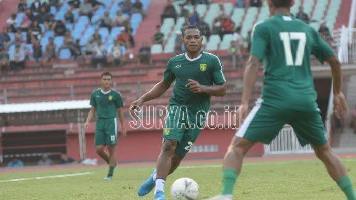 Persebaya Surabaya Putuskan Nasib Frank Rikhard Sokoy, Begini Kata Manajer Bajul Ijo