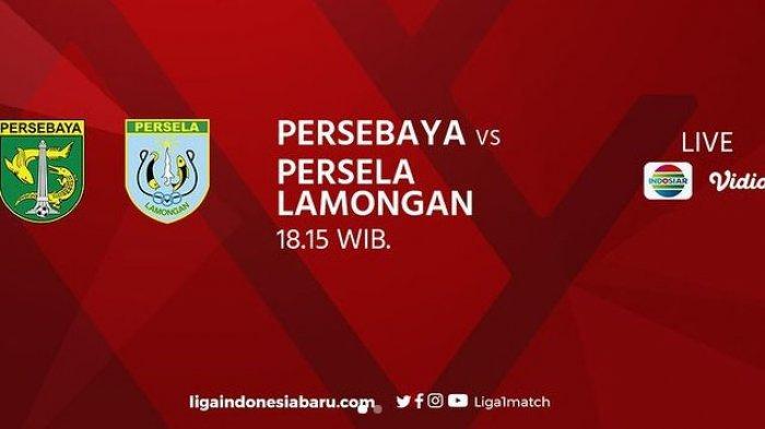 Persebaya vs Persela Piala Menpora 2021 Sabtu 3 April 2021