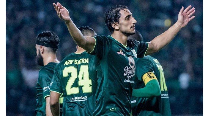 LINK Live Streaming Indosiar Persebaya vs Persipura Liga 1 2020, Jumat 13/3 Jam 18.25 WIB