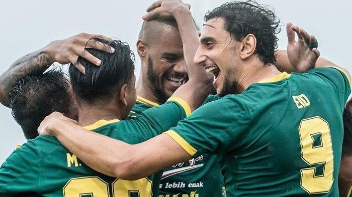 Kalahkan Persija Jakarta 4-1, Persebaya Surabaya Juara Piala Gubernur Jatim 2020