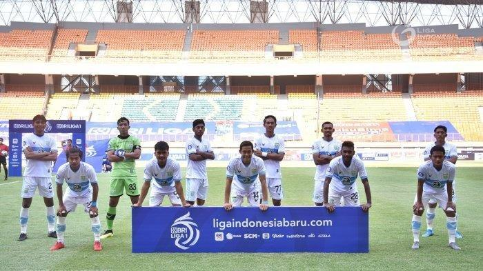 Persela Naik Peringkat Ketujuh Klasemen Sementara Pasca Kalahkan Mutiara Hitam Persipura 1-0