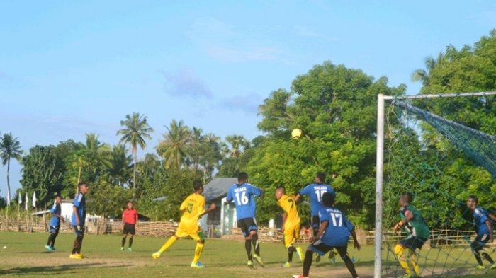 Fajar Timur Juara Turnamen Ketua DPRD Malaka Cup Setelah Menang 3-0 Atas Persemal