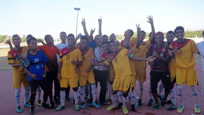 LIVE TVRI! Link Live Streaming & Jadwal El Tari Memorial Cup 2019 Persematim vs Persab Jam 6 Sore