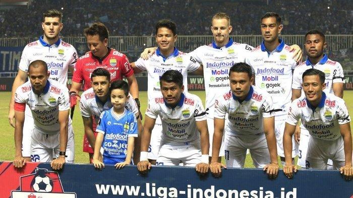 Simak Susunan Pemain Persib Bandung vs Semen Padang, Nanti Malam,  Ini Pengganti King Eze