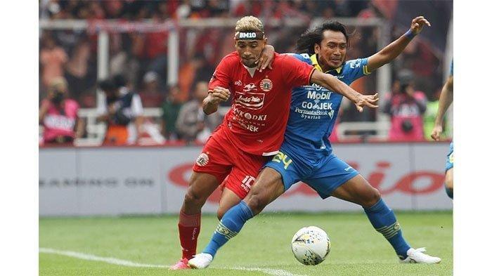 LIVE INDOSIAR Link Streaming Persipura Jaya Pura vs Persija Jakarta, Catatan Apik Skuad Ismet Sofyan