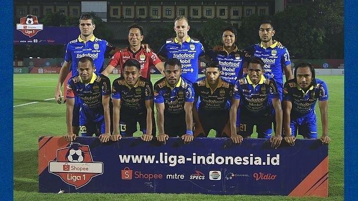 Klasemen Sementara Liga 1 2019, Persib Bandung Gagal Kudeta Posisi Bhayangkara FC, Info