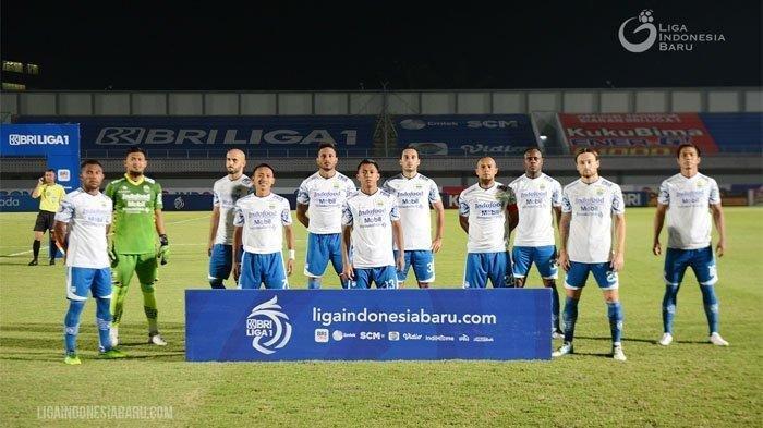Bentrok Melawan Bhayangkara FC, Robert Alberts Rombak Line Up Persib Bandung, Nama Pemain Andalan ?
