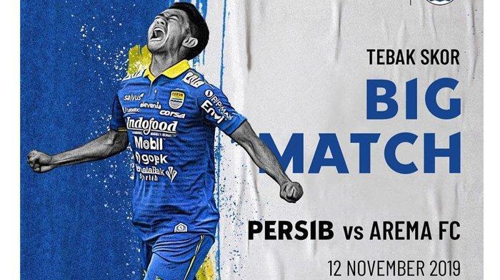 Lihat Data Klasemen Liga 1 setelah Persib Bandung Kalahkan Arema FC, PSS Sleman dan Tira Persikabo?