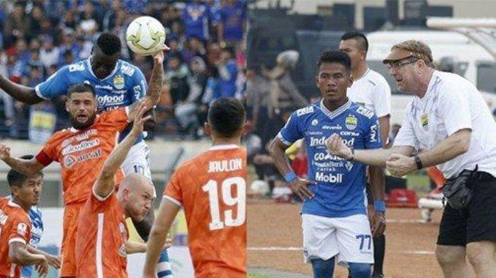 Persib Bandung Kebobolan Banyak Gol, Pelatih Maung Bandung Sebut Kepergian Pemain Kunci