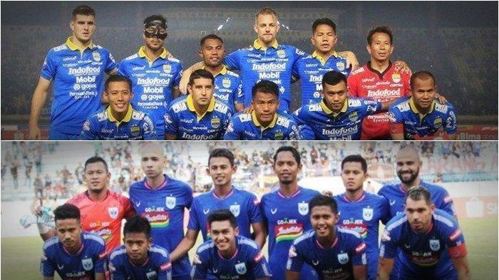 Persib Bandung Tren Positif Dekati 5 Besar Klasemen Liga 1 2019 Usai Taklukkan PSIS 2-1,Info