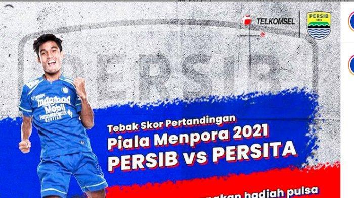 Hasil Lengkap Persita Vs Persib Bandung Grup D Piala Menpora 2021 Live Indosiar dan Skor