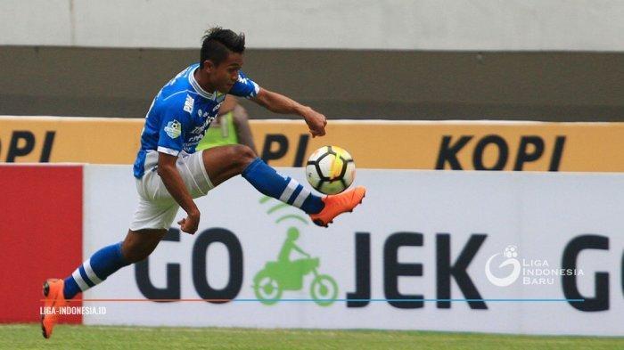 Pemain Persib Bandung Mengaku Mulai Jenuh ''Nganggur'' karena Liga 1 2020 Terhenti