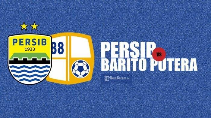 MASIH BERLANGSUNG Persib Bandung vs Barito Putera Laga Uji Coba, Skor Sementara 0-0, Live Streaming