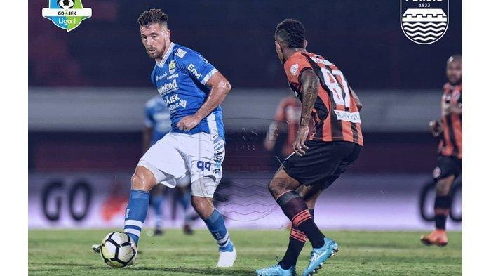 Perseru Serui Imbangi Persib Bandung 2-2, Sidik Saimima Cetak Gol Injury Time