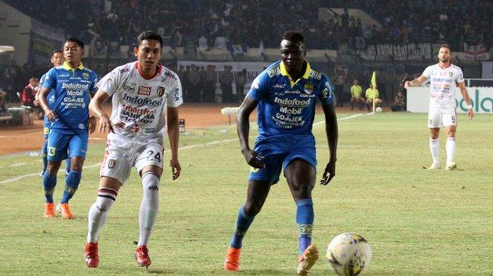 Persib Bandung Parkir Ezechiel Saat Lawan Bhayangkara FC, Bukan Karena Cedera Ini Alasan Robert