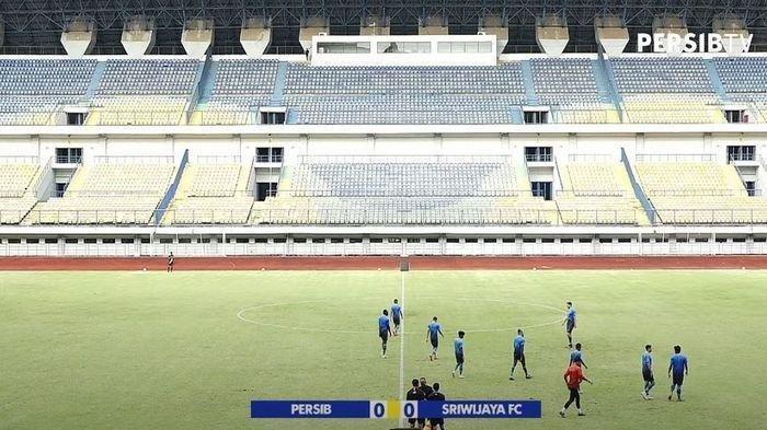 Persib Bandung vs Sriwijaya FC Hasil Kacamata, Dewi Fortuna Bela Dua Saat Merumput? Peluang Gol Ada