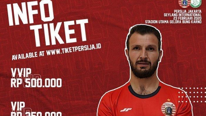Ini Tagline Persija Jakarta The Dream Team,  Simak Kata Ketum The Jakmania