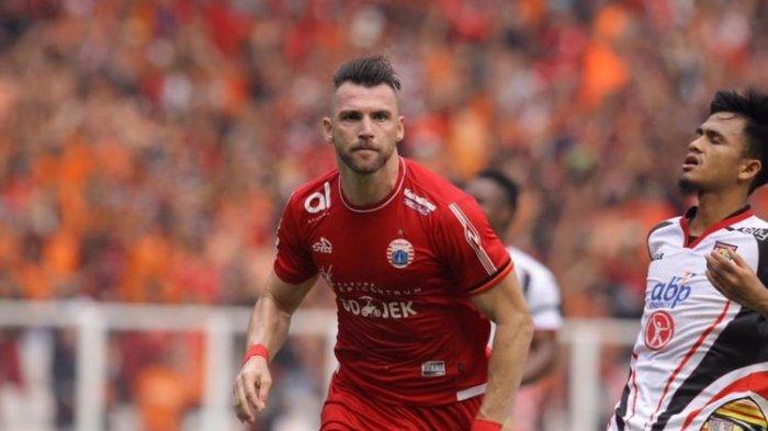 Liga 1 Indonesia 2019, Persela Vs Persija, The Jak Gagal Menang di HUT Jakarta, Ditahan Imbang