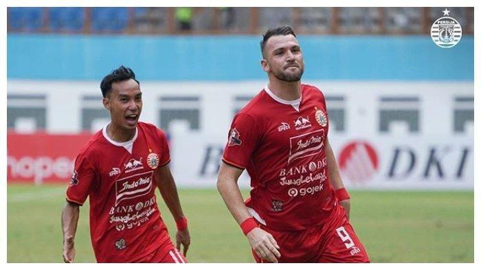 SEDANG BERLANGSUNG Live Streaming Indosiar Persija Jakarta vs Persipura Liga 1 2019, Sementara 0-0