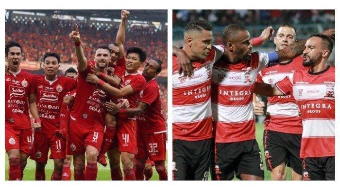 Lihat Jadwal Liga 1 2019 Pekan, Persija vs Persebaya, PSM vs PSS, Arema dan Persib Main Kandang
