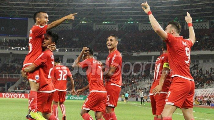 Jadwal Pertandingan Persija Jakarta vs Home United Leg Kedua Semifinal, Teco Optimistis Menang
