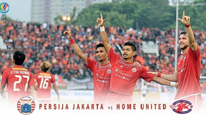 Pelatih Persija Jakarta Ungkapkan Penyebab Kekalahan Timnya melawan Home United