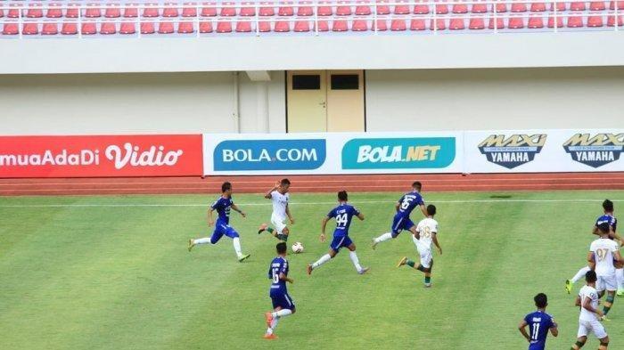 Aremania Kecewa, Singo Edan Gagal vs PSIS 2-3 di Laga Terakhir, PSIS Juara Grup A, Barito Runner Up