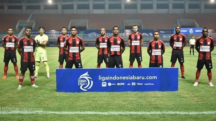 Jadwal Persipura Jayapura di Liga 1 2021, Pasca Dua Kekalahan Beruntun Harus Bentrok Persija Jakarta