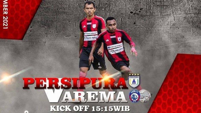 Strategi Ini Dipakai Singo Edan Raih Kemenangan Perdana Saat Laga Persipura Jayapura vs Arema FC
