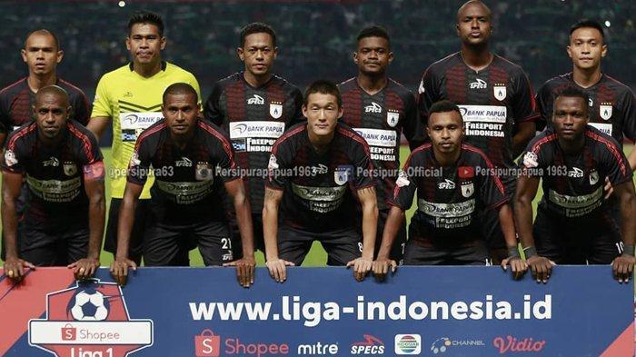 LIVE STREAMING PERSIPURA VS PSM MAKASSAR, Nonton Via TV Online, Adu Gengsi 2 Tim Timur Indonesia