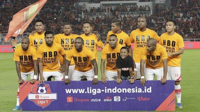 MENYEDIHKAN, Liga Indonesia Mandek, Persipura Jayapura Akhirnya Bubarkan Diri, Nasib Liga Liga 1 ?