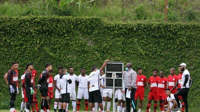 Tim Mutiara Hitam Persipura Cari Keseimbangan Baru di Kompetisi BRI Liga 1, Ini Tujuanya