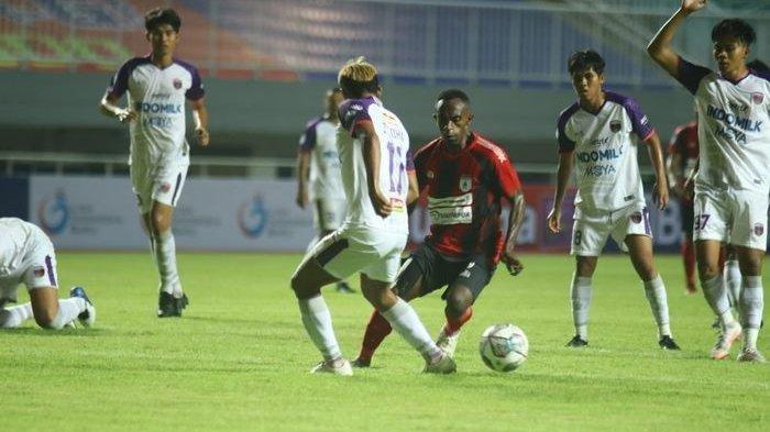 BRI Liga 1, Ini Masalah Tim Mutiara Hitam Persipura Jayapura Jelang vs Arema FC