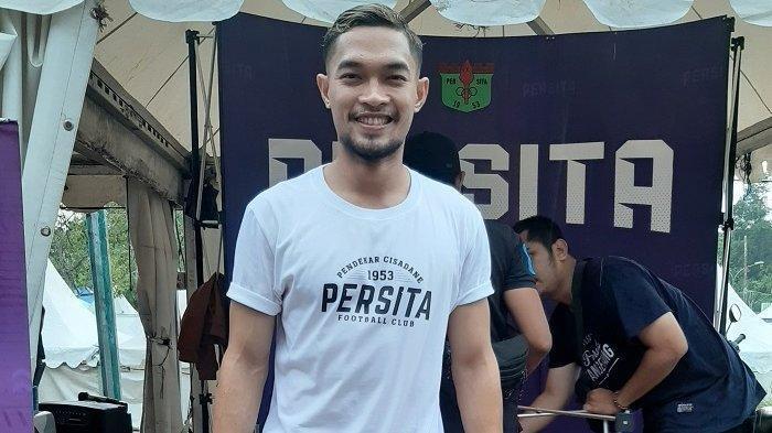 Azka Fauzi yang kini membela PSMS Medan