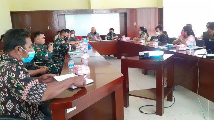 Persoalan Tanah TNI AU dengan Warga Dua Desa di Kabupaten Kupang Belum Mencapai Titik Terang