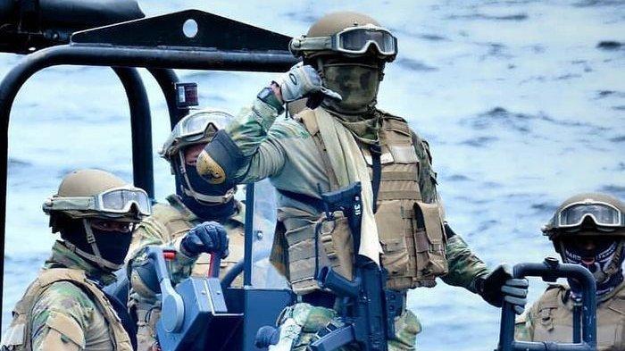 Kecerdasan Kopaska TNI AL Tak Tertandingi, Jebak Pembajak Tanpa terdeteksi, Dunia Pun Terkagum-Kagum