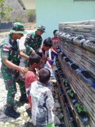 TNI Beri Tips Memanfaatkan Pekarangan Rumah